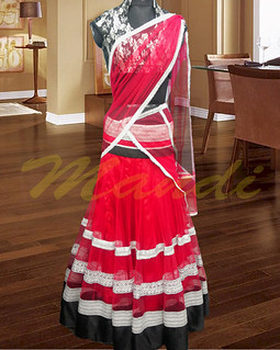Party wear designer Lehenga choli in Delhi India