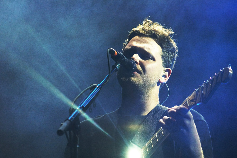 Alt-J @ Madison Square Garden, NYC 30/03/15