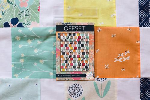 Offset Quilt Pattern