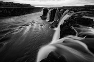 Selfoss, nähe Dettifoss | Roland Krinner