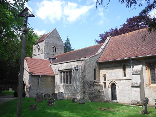 St. Nicholas, Ickford