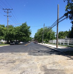 Old Sandy Spring Rd and Scotch Dr