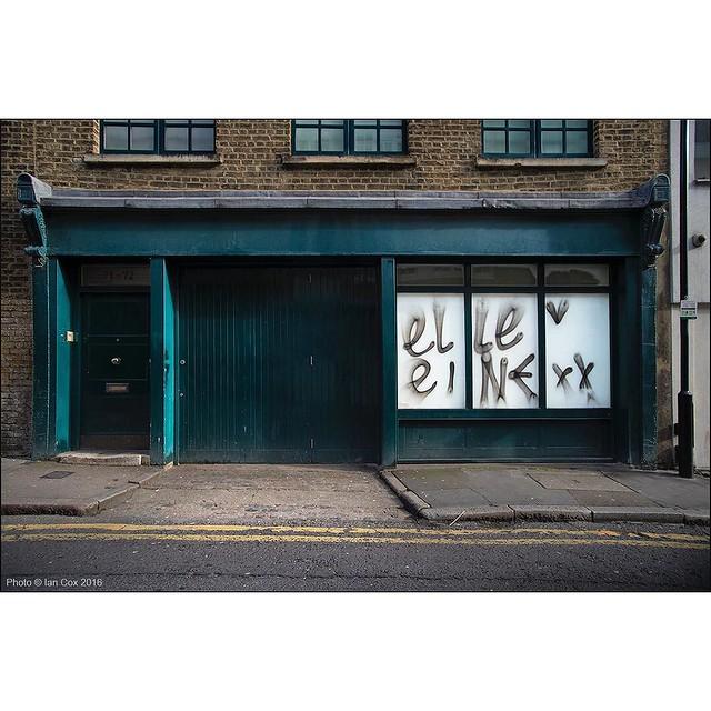 'Window display' #wallkandy #graffiti #london #fb #f #t #p #hitnrun