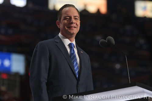 Reince Priebus - 2016 Republican National Convention in Cleveland, OH #RNCinCLE
