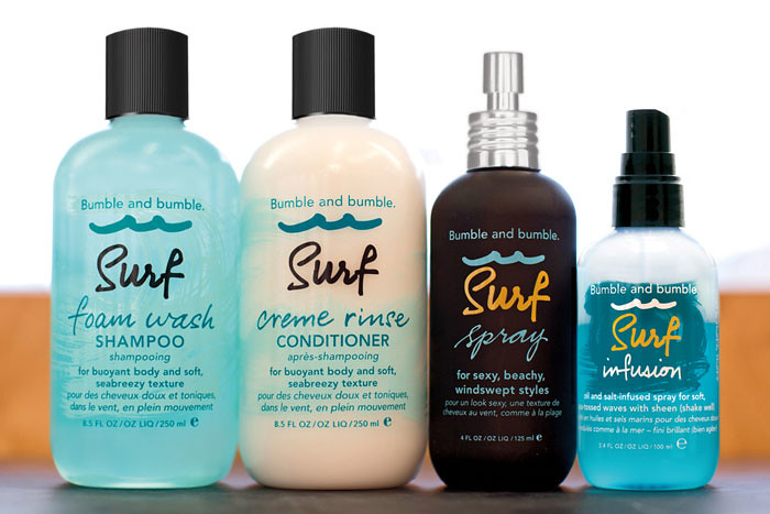 Bumble Bumble Surf Infusion News Beautyalmanac