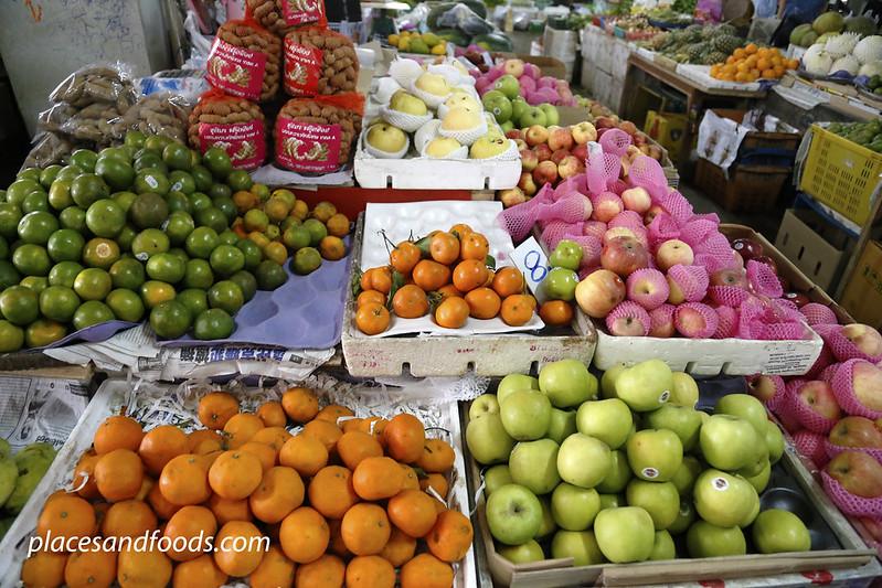 betong market fruits