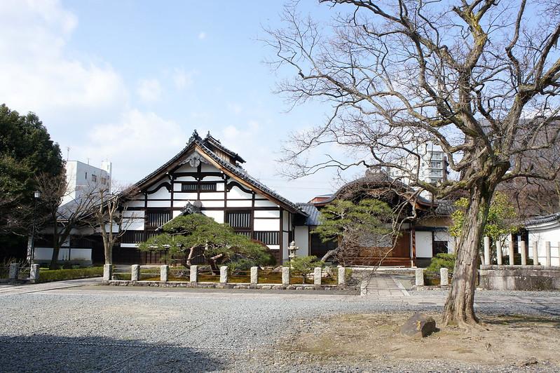 方丈・玄関/妙覚寺(Myokaku-ji Temple)