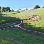 Hill Side Concrete Walkway Completed In Vacaville CA 5