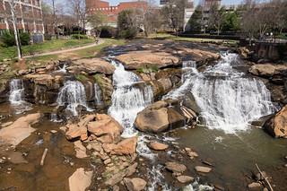 Reedy River Falls - 4