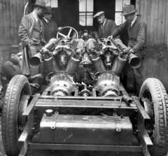 Examining the tri motored Triplex - Daytona