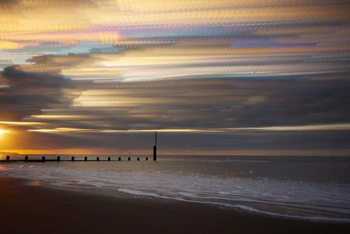 longexposure travel sunset sea sky sun seascape beach water wales clouds canon landscape long exposure colours cymru surreal sigma welsh rhyl llandudno windfarm orme mattmolloy 60d welshphotographer timestack