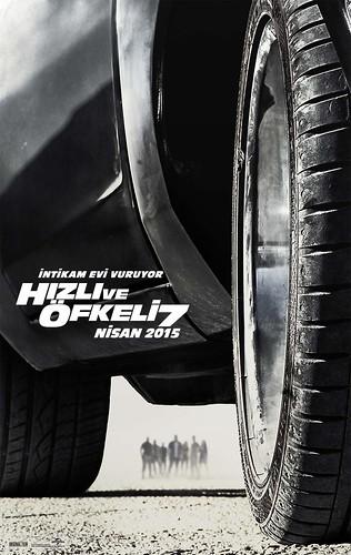 Hızlı ve Öfkeli 7 - Furious 7 (2015)