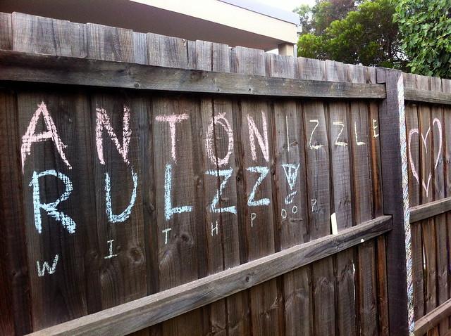 Xmas @ Li & Charlotte's: Antonizzle Rulzz With Poop