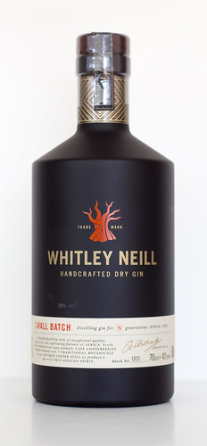Whitley Neill Handcrafted Dry Gin