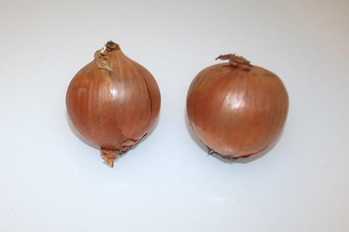 04 - Zutat Zwiebeln / Ingredient onion