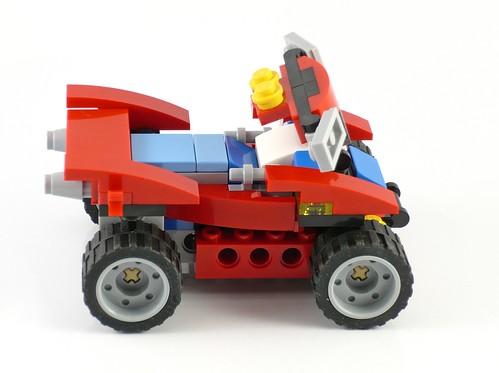 LEGO Creator 31030 Red Go-Kart 21