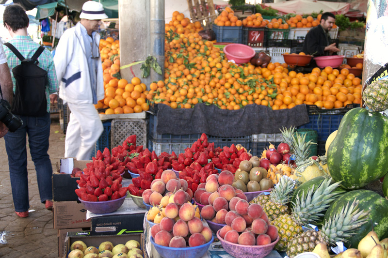 Souk Al Had Agadir