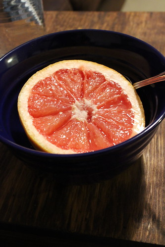 Grapefruit for Dessert