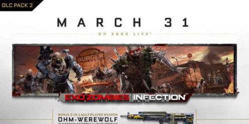 Advanced Warfare Ascendance DLC out end of March