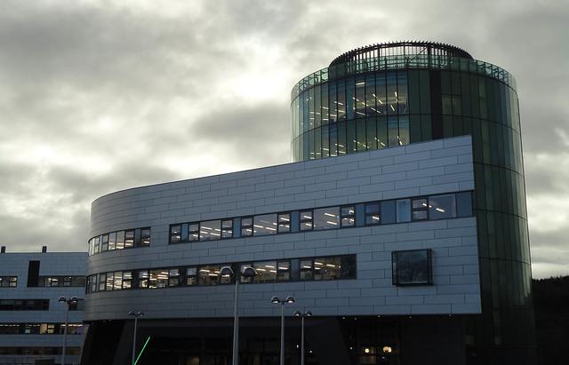 Eclipse RGU Aberdeen 20th March 2015