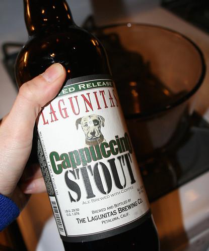 Beer Ganache