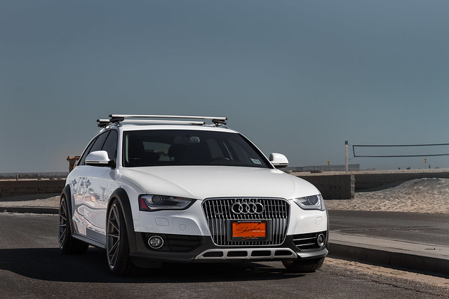Audi Allroad with TSW Rotary Forged Bathurst