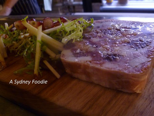 Pork and Black Pudding Terrine