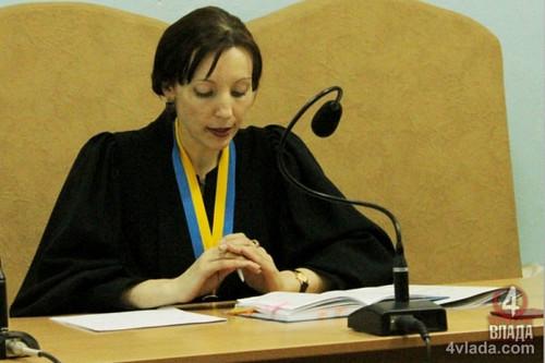 суддя дудар