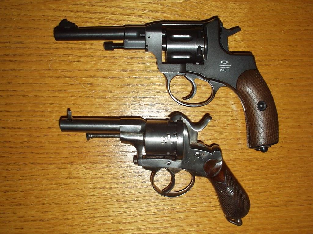 Lefaucheux pinfire revolver 9mm - Umarex Boys Club Forum
