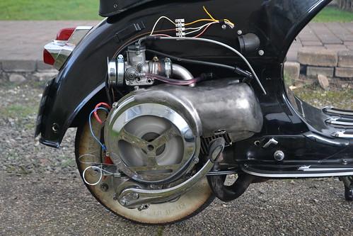 vespa px tuning parts