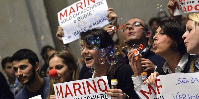 ROMA ARCHEOLOGICA & RESTAURO ARCHITETTURA. Roma 'Giubileo straordinario' 2015-16: Metro C in Rome, Milan included in probe Massive graft alleged in public works across Italy, ANSA (16|03|2015).