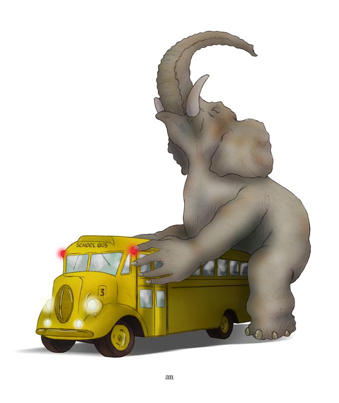Fuck U Bus