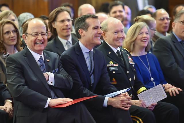 General Martin Dempsey's Visit 2015