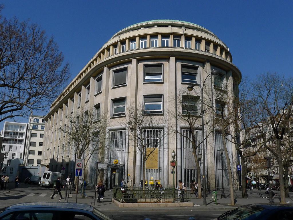 Bureau de poste paris codexa
