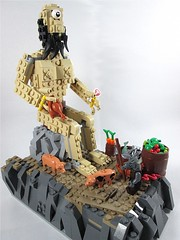 Blocking the Serpent's Crawl