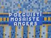 """""""La Mosaïque"""" (1936), demeure du mosaïste angevin Pierre de Guisti - 7 rue du Lutin, Angers (49)"""
