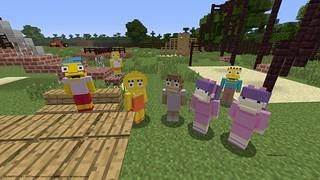 Minecraft_SimpsonsPack_PS4_Screenshot_6