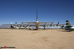 52-2827 - 383 - USAF - Convair B-36J Peacemaker - Pima Air and Space Museum, Tucson, Arizona - 141226 - Steven Gray - IMG_8505