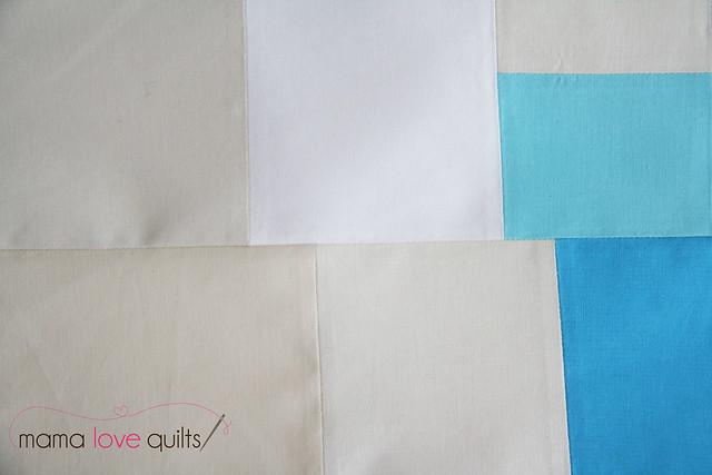 Improv mini quilt top3