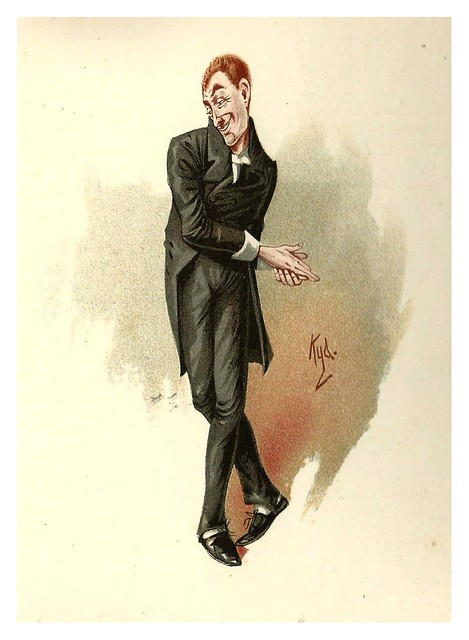 019-Uriah Heep-Character Sketches from Charles Dickens…1889- J. Clayton Clarke- The Victorian Web