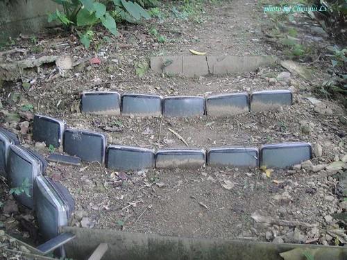 三峽五寮尖螢幕步道。圖片來源:千里步道FB粉絲頁