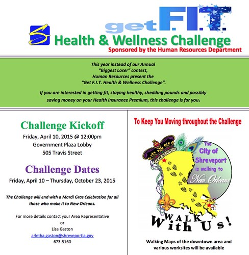 Get Fit Shreveport