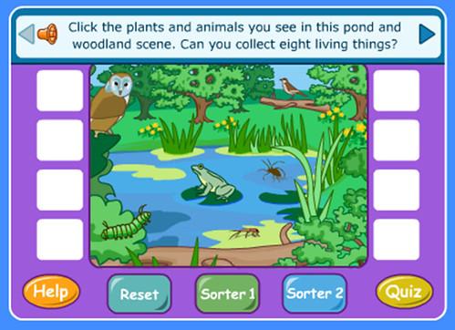 BBC schools - habitats