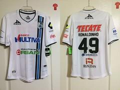 Querétaro F.C. 2014-2015 Away/Visitante Ronaldinho 49