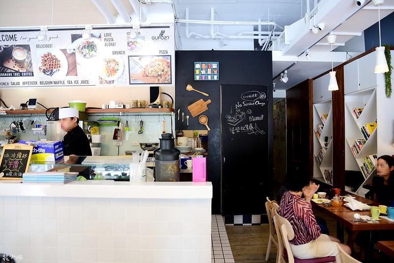 GUFO27菜單時間公休不限時台北咖啡早午餐下午茶推薦 (9)