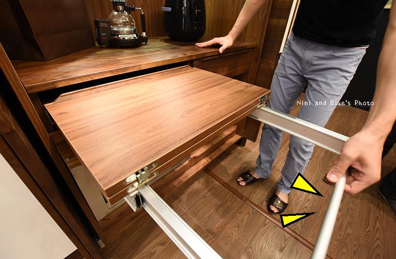 台中環中路家具沙發廚具系統櫃傢櫥周旻虹畫展36