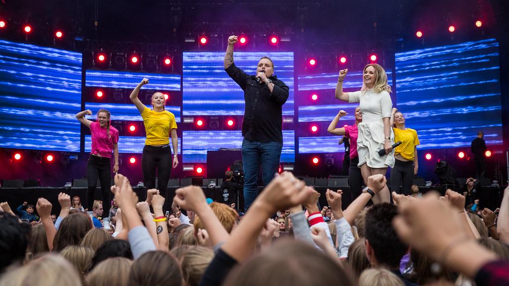 VG-lista Topp 20 - Rådhusplassen 2016