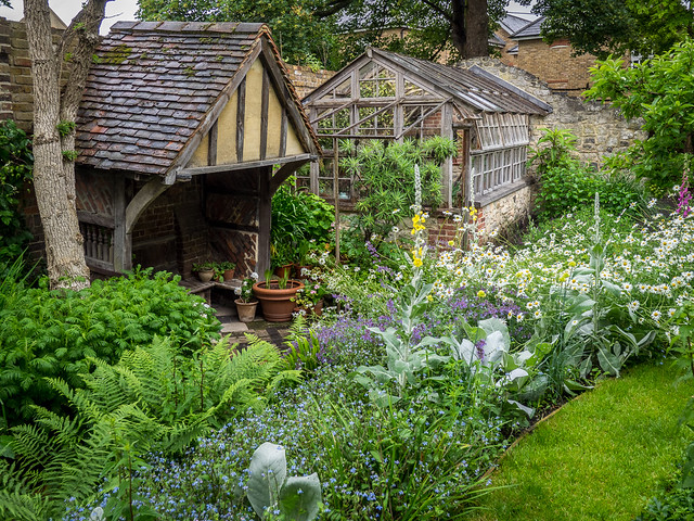 Restoration House Garden Buildings, Rochester, Kent