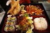 Bento Box at To-Ne Sushi