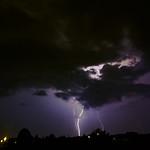 24. Juuni 2016 - 2:51 - Thunderstorm, Rosendahl, Germany, 24-06-2015    01:00 - 03:00 a.m